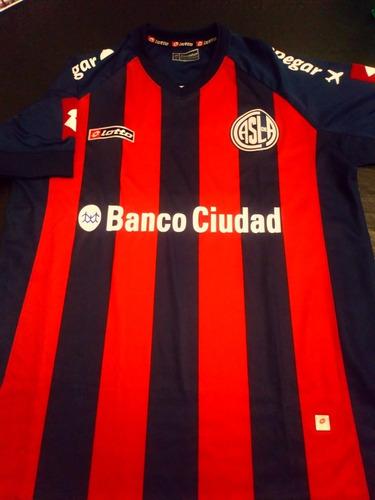 Camiseta San Lorenzo - Loto - Original - Talle L