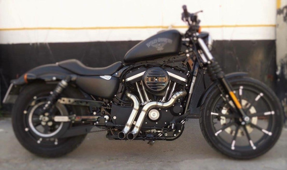 Harley Davidson Iron Black 883