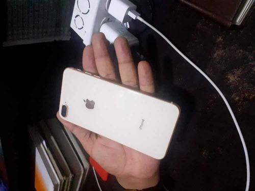 Celular iPhone 8 Plus Oro Rosa De 64gb