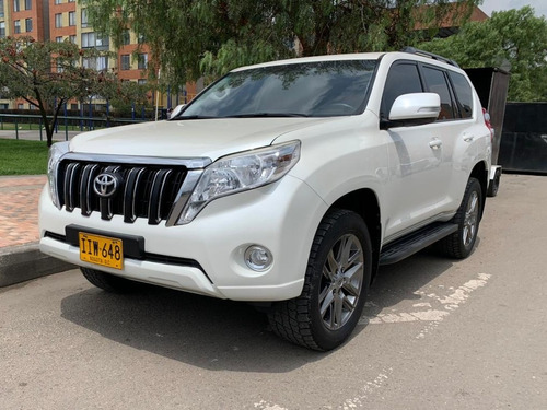 Toyota Prado Txl At 3.0