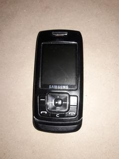 Celular Samsung Modelo Sgh- E251l - Aproveitar Peças