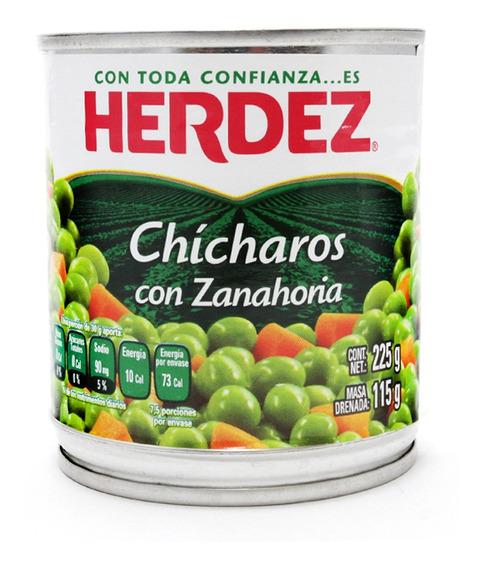 Herdez Chicharo Zan 225 Gr