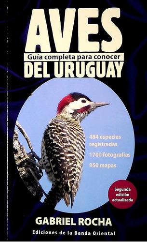 Guía Para Conocer Aves Del Uruguay - Gabriel Rocha