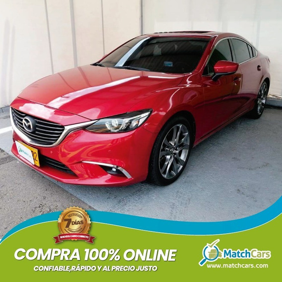 Mazda 6 Grand Touring Lx 2.5 Modelo 2018