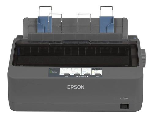 Impressora Epson LX Series LX-350 110V cinza