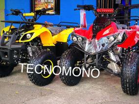 Cuatrimoto Raptor Hummer Matrix 125cc/ Aro 8 Y 7/ Freno Disc