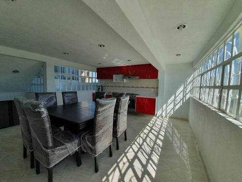 Casa Amueblada En Renta En Sahagún Hidalgo_ De 3 Habitaciones