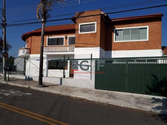 Casa Com 4 Dormitórios Para Alugar, 300 M² Por R$ 12.000/mês - Jardim Nova Europa - Campinas/sp - Ca6434