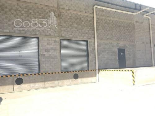 Renta - Nave Industrial - Ayotla - 2,369 M2