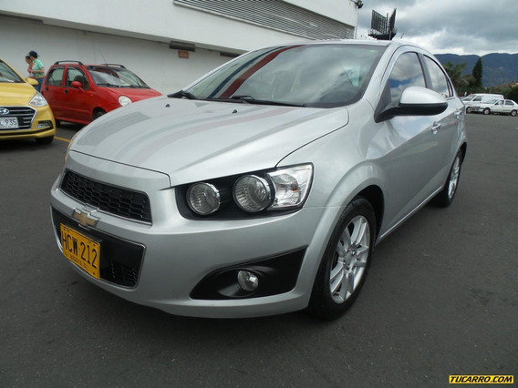 Chevrolet Sonic Lt At Aa Ab Abs