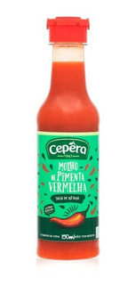 Salsa De Pimiento Rojo - Cepera