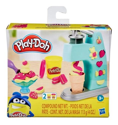 Massinha Play Doh Mini Sorveteria Divertida - Hasbro