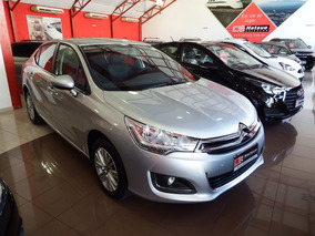 Citroën C4 Lounge 1.6 Origine 16v Turbo Flex 4p