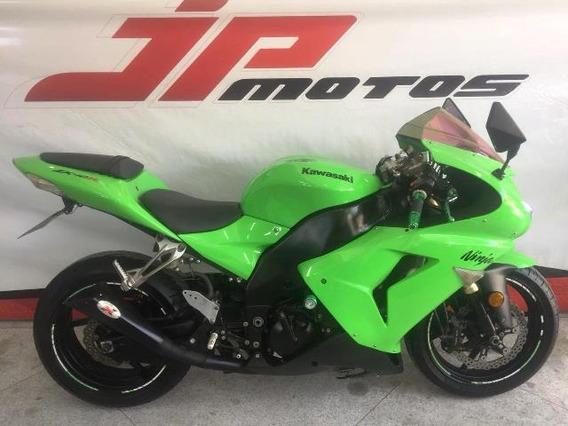 Kawasaki Zx 10 Verde 2007