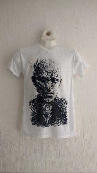 Playera Camiseta Got Casa Stark P Niño