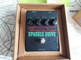 Pedal Guitarra Sparkle Drive Voodoo Lab (valor Sem Taxa 600)