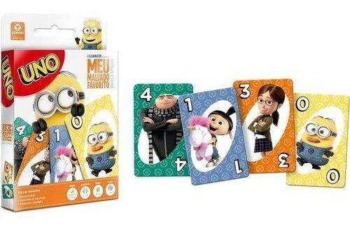 Jogo Uno: Minions