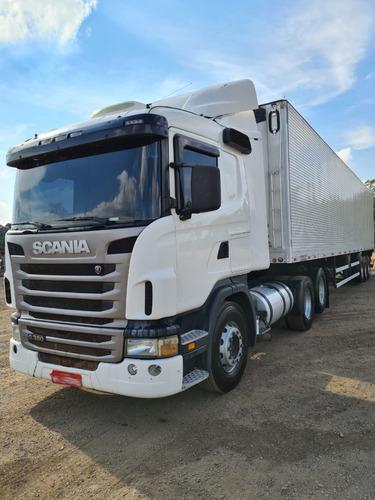 Imagem 1 de 15 de Scania G380 6x2 2011 *financiamos / Temos Disponivel Carta C