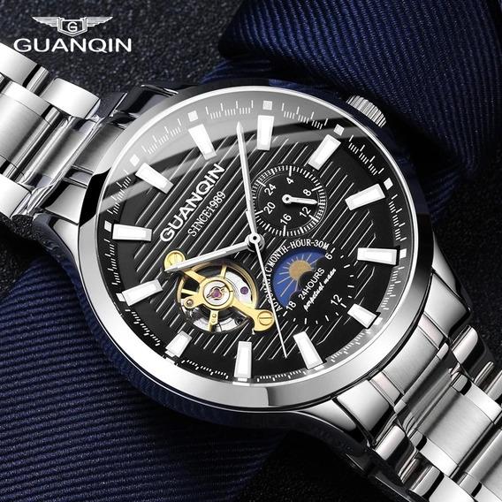 Relógio Automático Original Guanquin Prova D