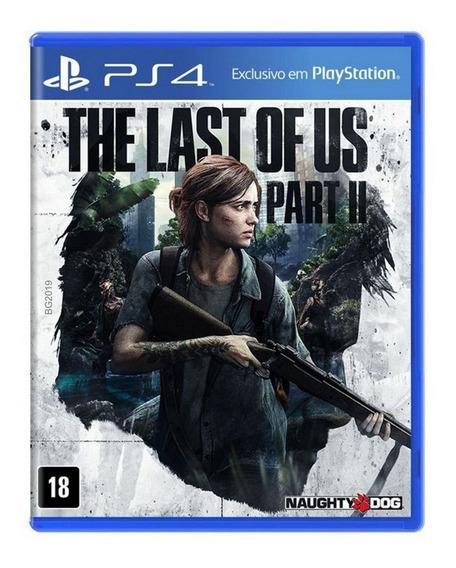 The Last Of Us Part 2 -ps4 Mídia Física Pt/br (frete Grátis)