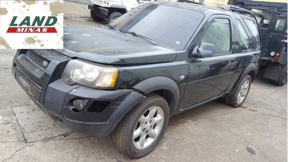 Sucata Land Rover