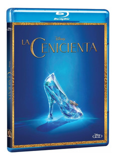 Blu-ray La Cenicienta / Cinderella (2015)