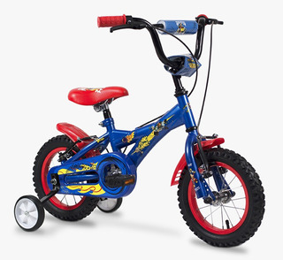 Bicicleta Infantil 12 Unibike Rayos Mickey Princesas Spider