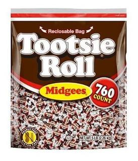 Tootsi Rolls, Bolsa Con 760 Dulces