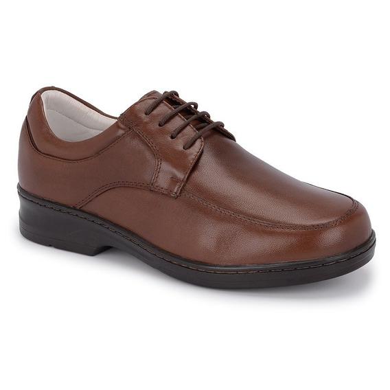 Sapato Masculino Ortopédico Extremo Conforto 24 Hrs Mf 11203
