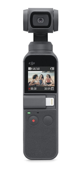 Dji Osmo Pocket - Câmera Digital