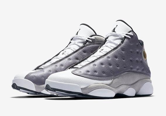 Nike Air Jordan 1 Retro 13 Atmosphere Grey Lebron Nba