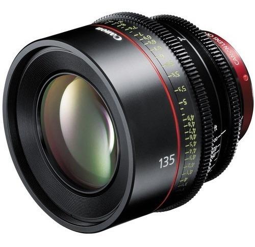 Lente Canon Cn-e 135mm T2.2 L F Cinema Prime Lens (ef Mount)