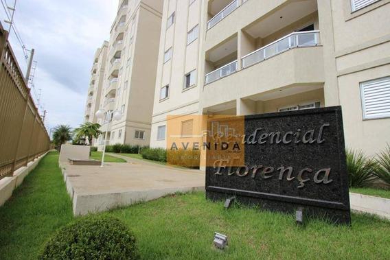 Apartamento 3 Dormitórios À Venda Em Paulínia! - Ap0440