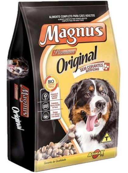Ração Magnus Original Para Cães Adultos - 25 Kg