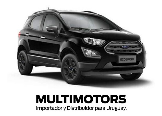 Ford Ecosport 1.5 Freestyle U$s 26.590