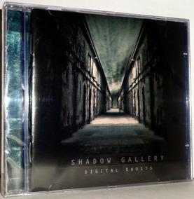 Cd Shadow Gallery Digital Ghosts Frete Grátis