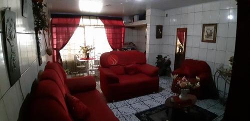 Imagem 1 de 15 de Casa Ideal Para 3 Famílias Na Vila Formosa Ou Para Investidor - Ta6012