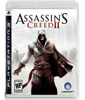 Assassins Creed 2 Ps3 Playstation 3 Nuevo Y Sellado Juego Videojuego
