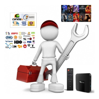 Configuracion Full Tv Para Cajas Tv Box Android - En Ambato