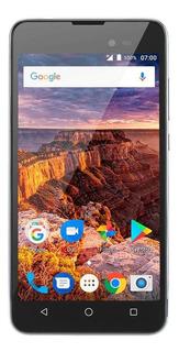 Smartphone Ms50l 3g Quadcore Tela 5 Dual Grafite Multilaser