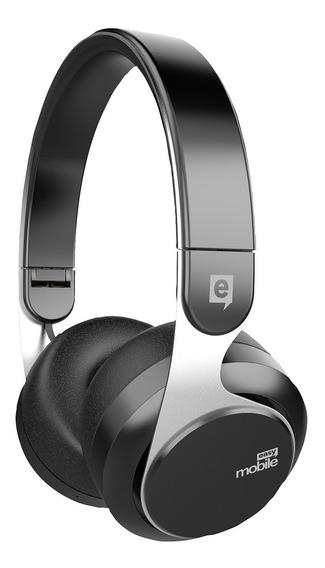 Fone De Ouvido Breeze S1 Preto Easy Mobili Headphone Microfo