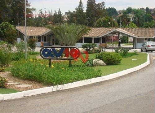 Terreno Residencial À Venda, Alphaville, Santana De Parnaíba - Te1464. - Te1464
