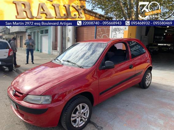 Chevrolet Celta 1.0 Entrega U$s 3500 Financia Sola Firma