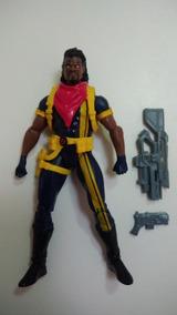 Boneco Bishop X-men - Marvel Universe