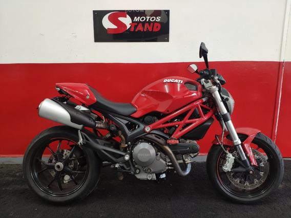 Ducati Monster 796 Abs 2014 Vermelha Vermelho