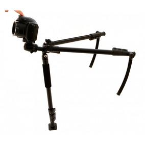 Tripé E Estabilizador De Ombro Para Câmeras E Filmadoras