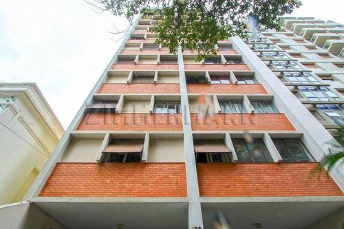Imagem 1 de 6 de Apartamento - Pacaembu - Ref: 116084 - V-116084