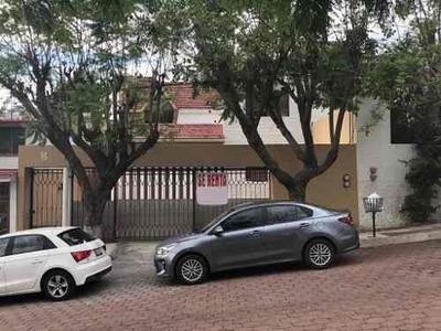 Casa En Renta Arboledas