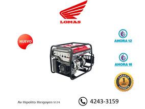 Grupo Electrogeno Eg5000cx Nuevo Concesionario Hondalomas