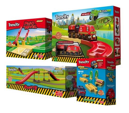 Trencity Combo 1 - Tienda Oficial -